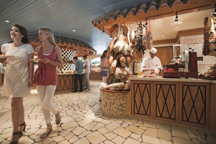 AIDAblu Bella Donna Restaurant