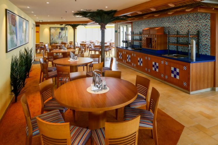 AIDAcara Restaurant