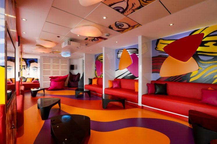 AIDAcara Lounge