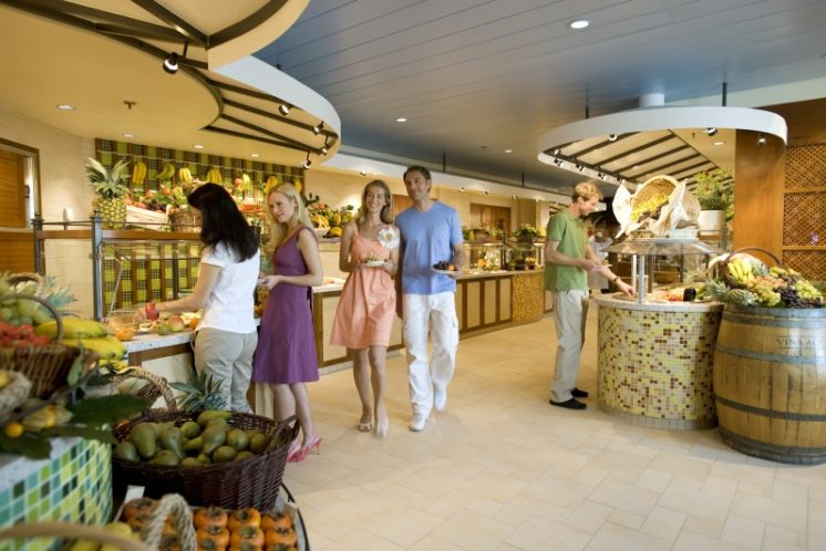 AIDAcara Marktrestaurant