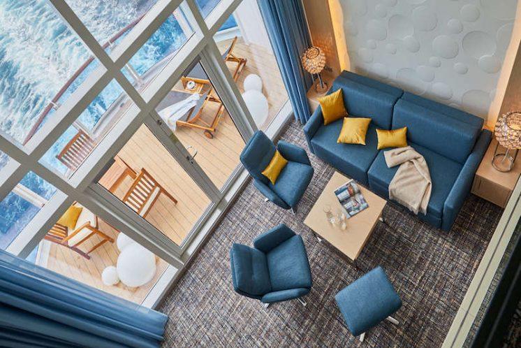 AIDAcosma Penthouse-Suite