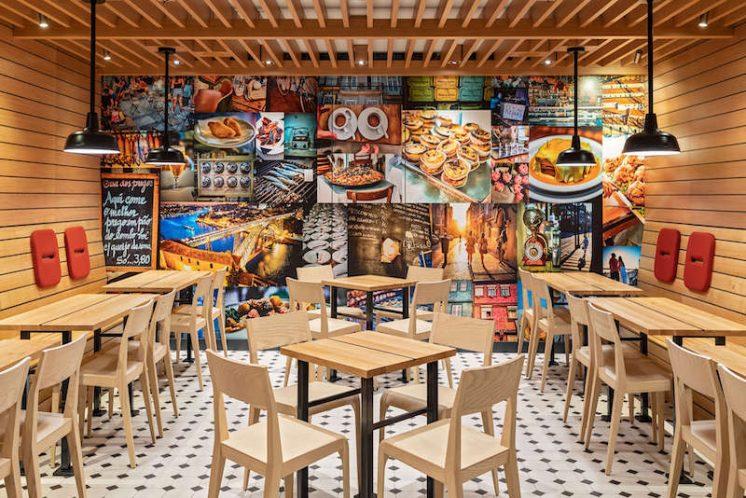 AIDAcosma Restaurant