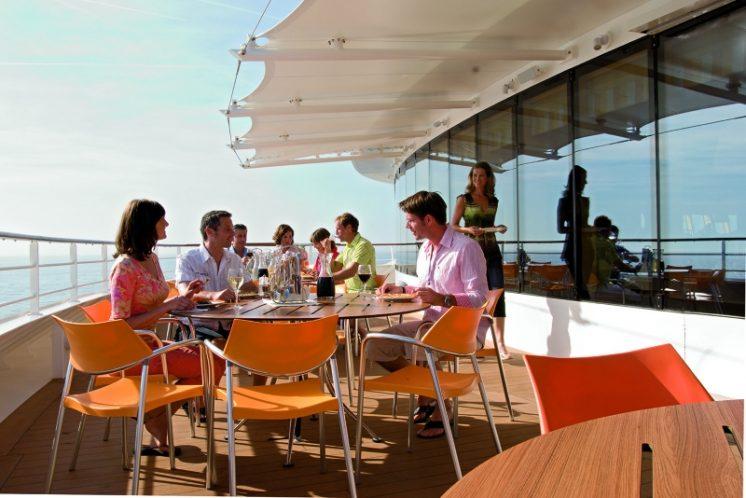 AIDAdiva Bella Vista Restaurant