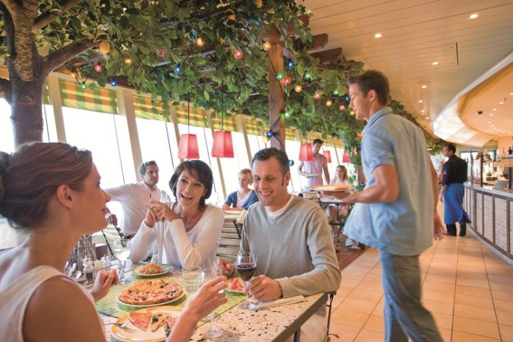 AIDAluna Restaurant