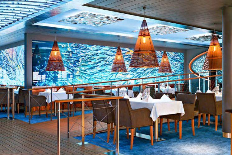 AIDAnova Oceans Fischrestaurant