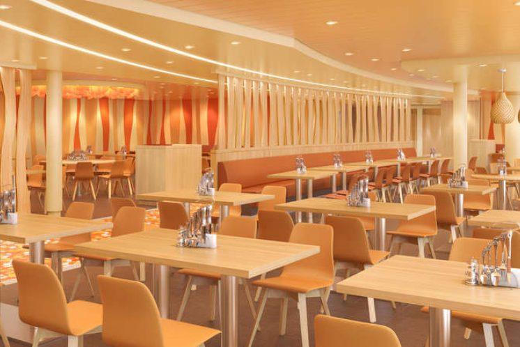 AIDAnova Restaurant Fuego