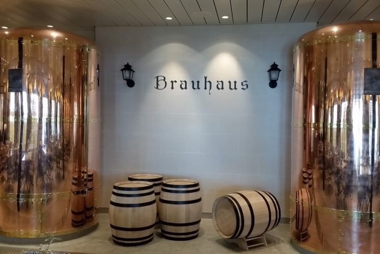 AIDAperla Brauhaus