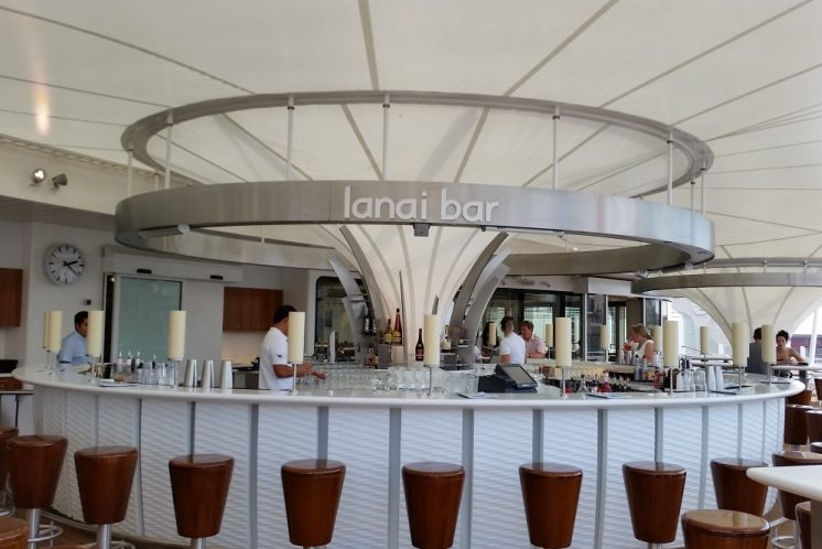 AIDAperla Lanai Bar