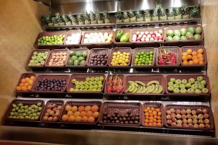 AIDAperla Marktrestaurant