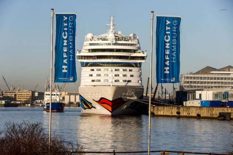AIDAsol Hamburg