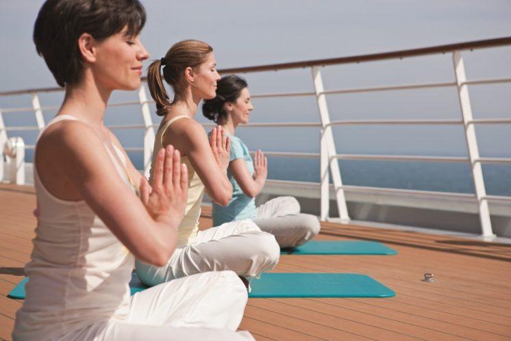 AIDAsol Yoga