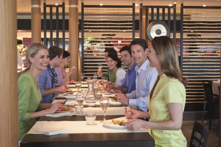 AIDAstella East Restaurant