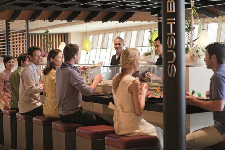 AIDAstella Sushi Bar