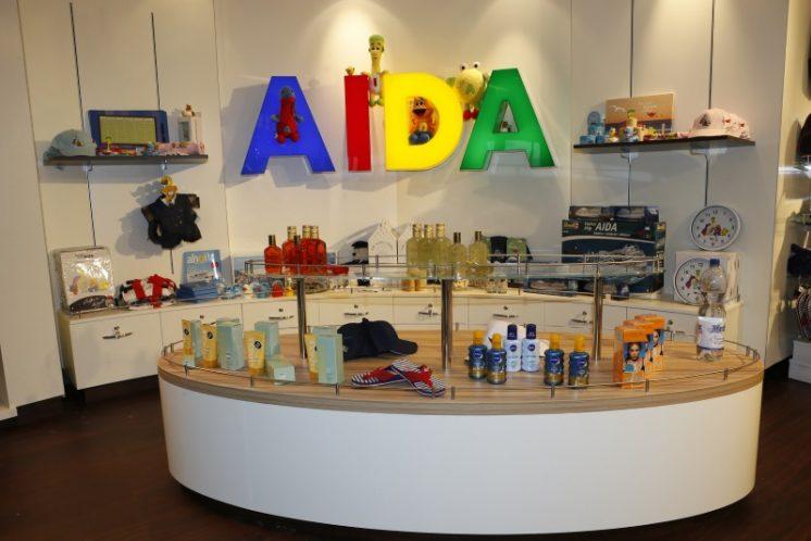 AIDAvita Shop