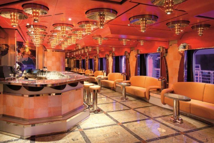 Costa Deliziosa Villa Bar