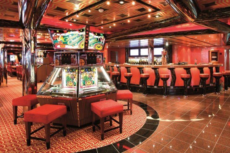 Costa Deliziosa Casino