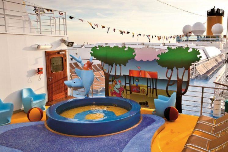 Costa Deliziosa Kinderbereich