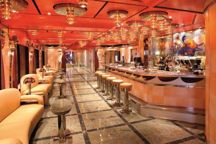 Costa Deliziosa Vanilla Bar