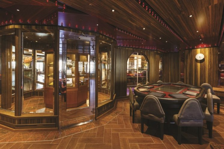 Costa Diadema Cigar Lounge
