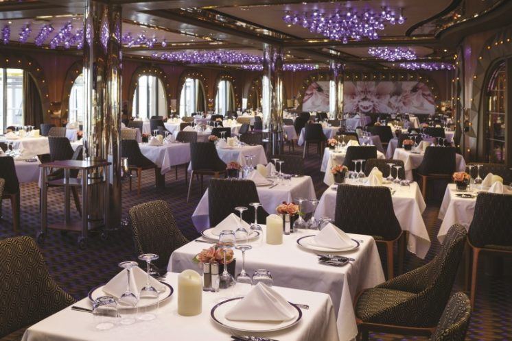 Costa Diadema Club Restaurant