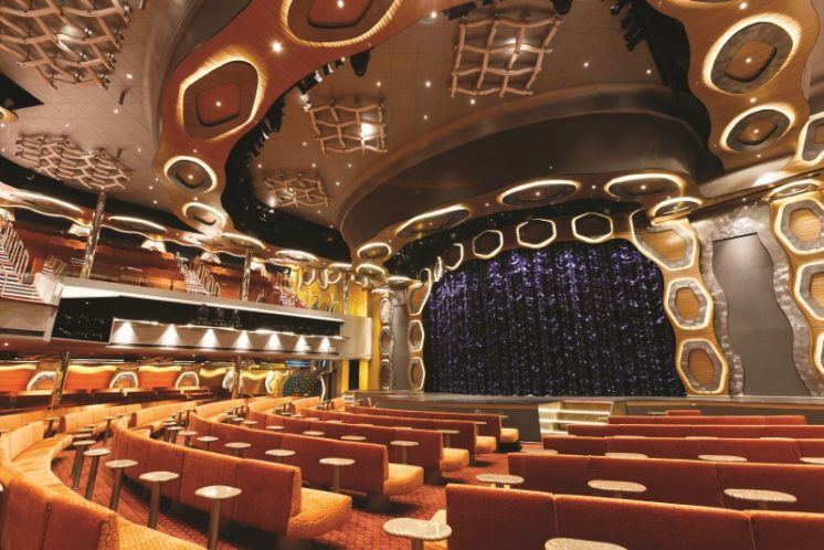 Costa Diadema Theater