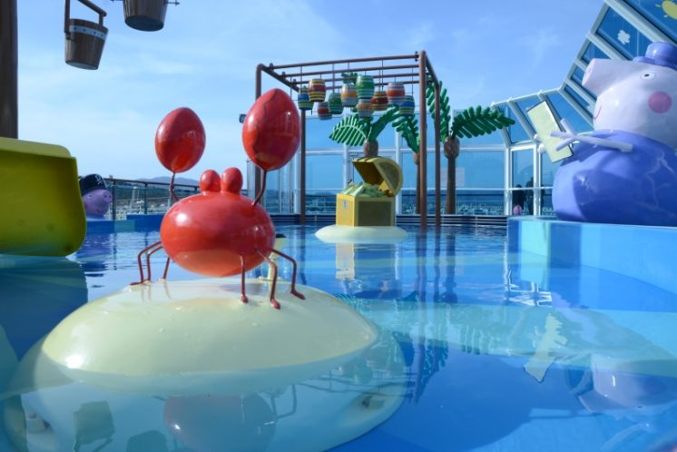 Costa Diadema Kinderpool