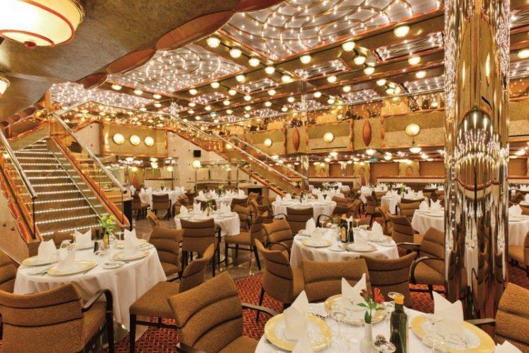 Costa Favolosa Restaurant
