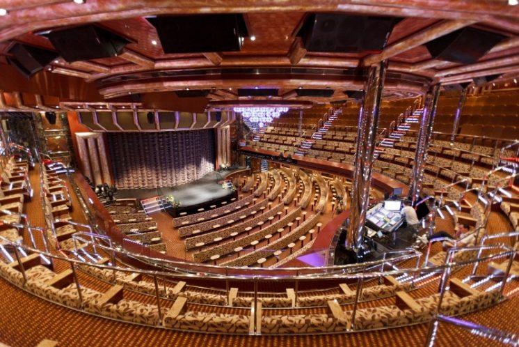 Costa Favolosa Theater