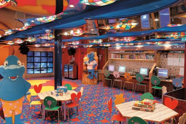 Costa Mediterranea Kinderclub