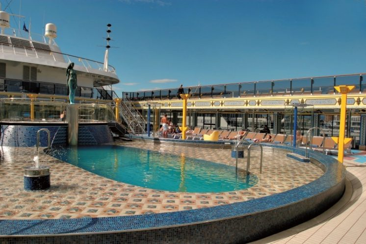 Costa Mediterranea Pool