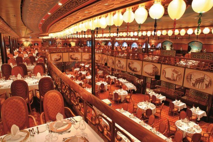 Costa Mediterranea Restaurant