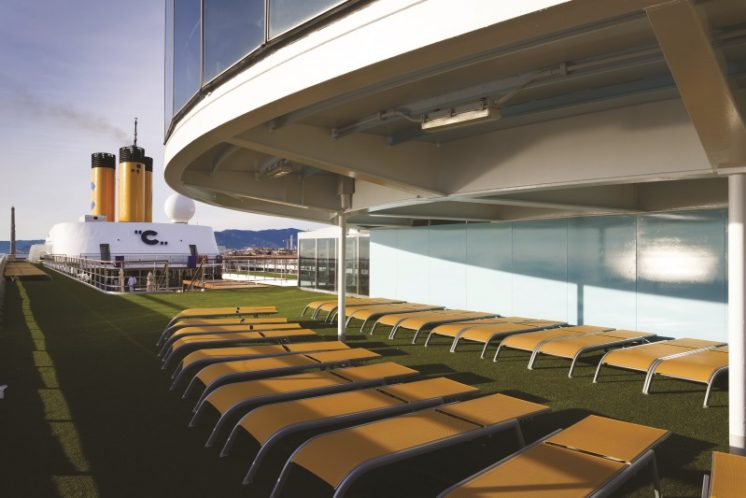 Costa neoClassica Deck