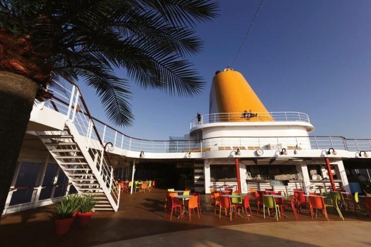 Costa neoRiviera Bar Riomaggiore