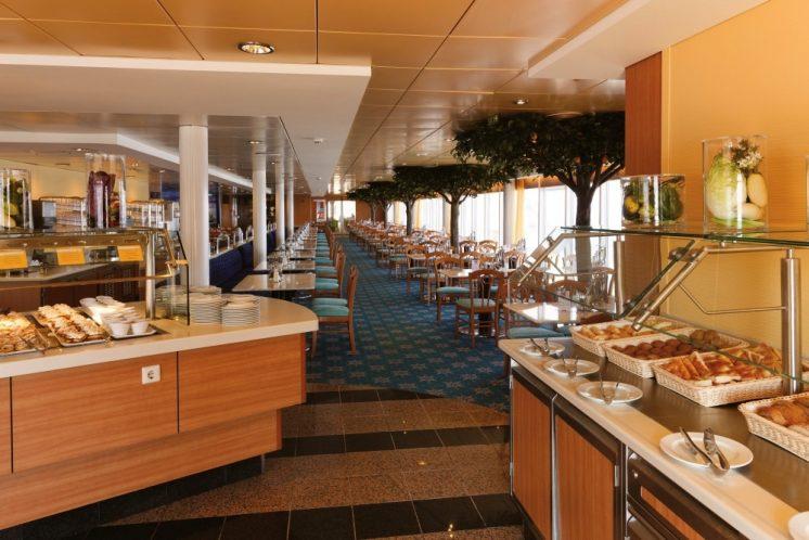 Costa neoRiviera Buffetrestaurant