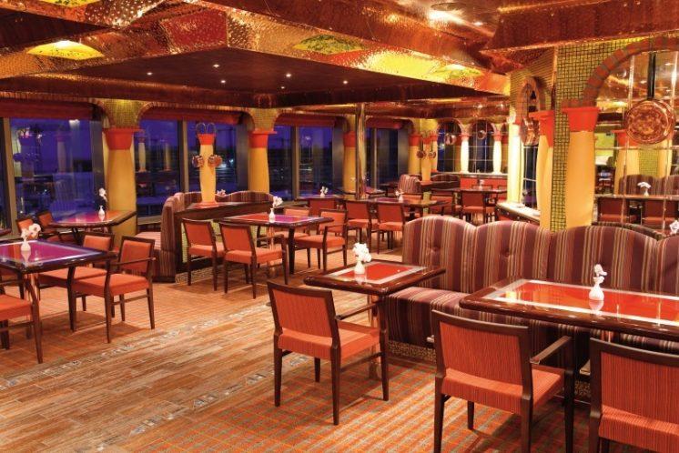 Costa Pacifica Buffetrestaurant