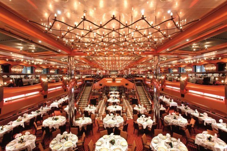 Costa Pacifica Restaurant