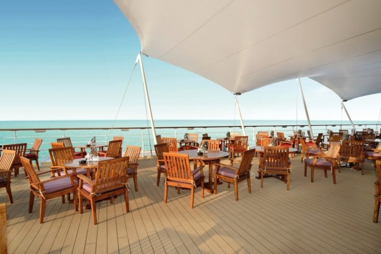 TUI Cruises Mein Schiff 2 Deck