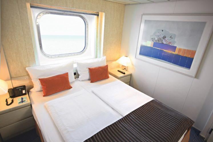 TUI Cruises Mein Schiff 2 Kabine