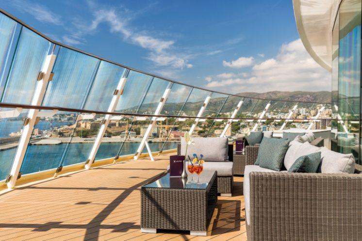 TUI Cruises Mein Schiff 3 Aussenbereich