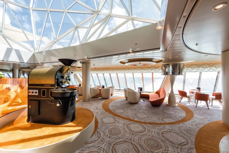 TUI Cruises Mein Schiff 3 Lounge