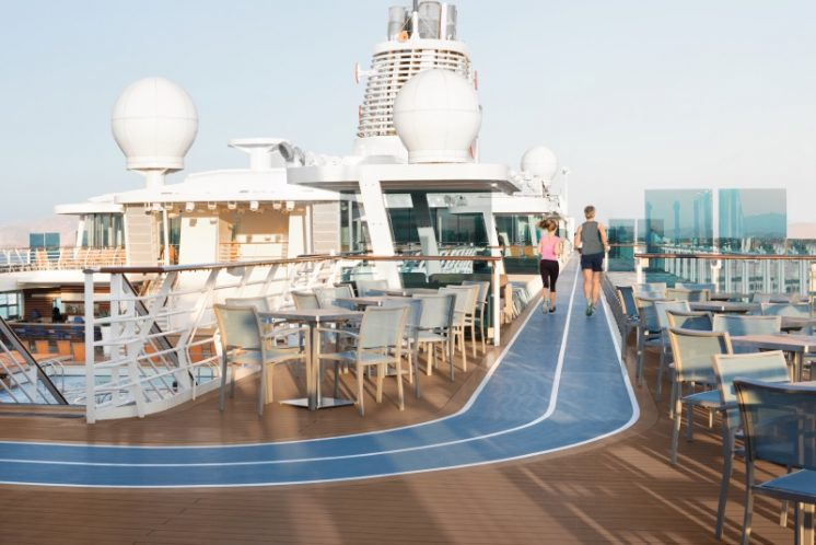 TUI Cruises Mein Schiff 3 Deck