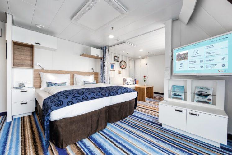 TUI Cruises Mein Schiff 3 Kabine