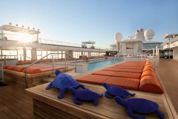 TUI Cruises Mein Schiff 3 Pool