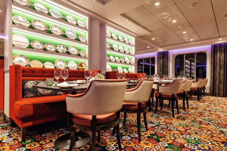 TUI Cruises Mein Schiff 3 Restaurant