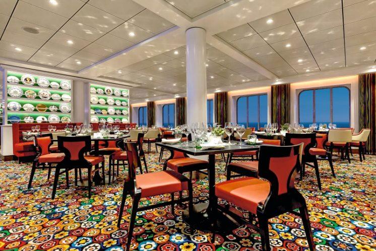 TUI Cruises Mein Schiff 4 Restaurant