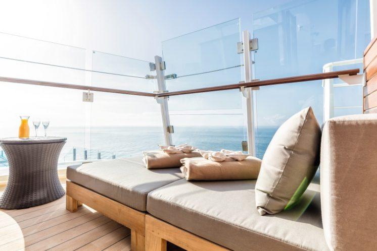 TUI Cruises Mein Schiff 4 Entspannen
