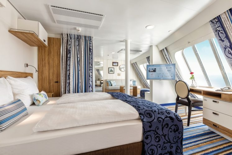 TUI Cruises Mein Schiff 4 Kabine
