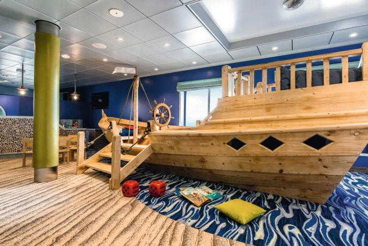TUI Cruises Mein Schiff 4 Kids-Club