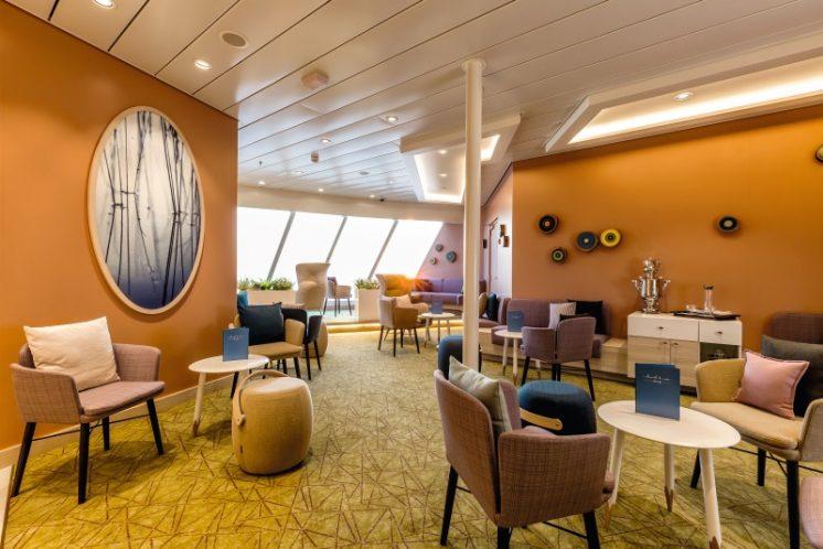 TUI Cruises Mein Schiff 4 Lounge
