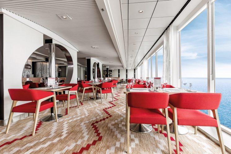 TUI Cruises Mein Schiff 5 Restaurant